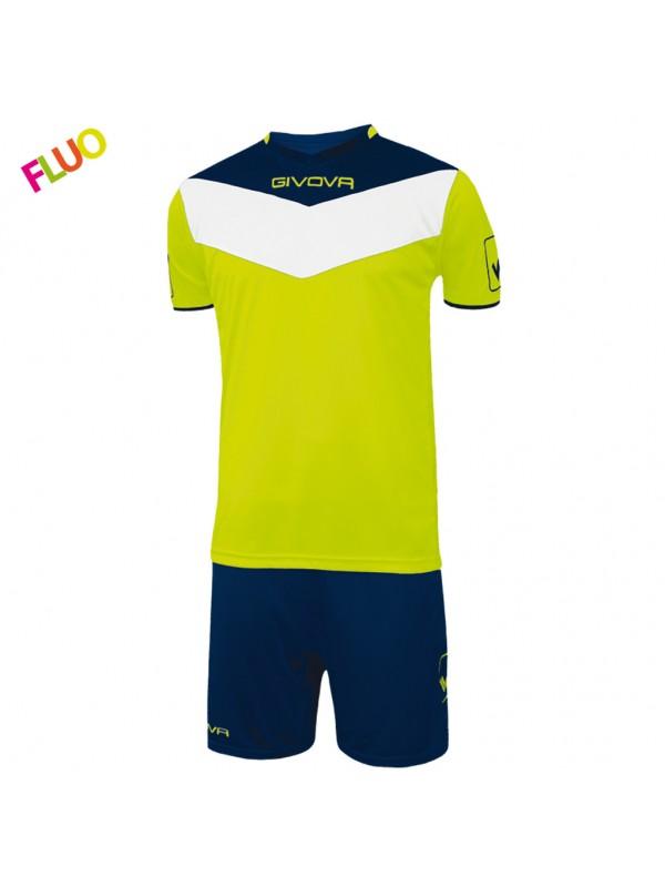 Givova Campo Fluo Soccer Kit