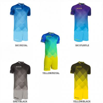 Givova Shade Soccer Kit