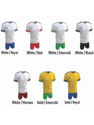 Admiral Gomez Soccer Kit Set
