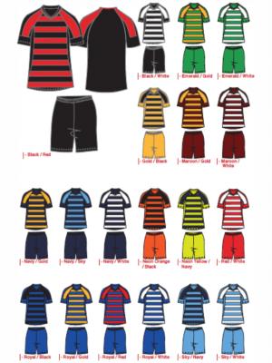 Locally Manufactured Soccer Kit - Celtic Design