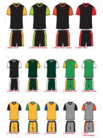 Locally Manufactured Soccer Kit - Holland Design