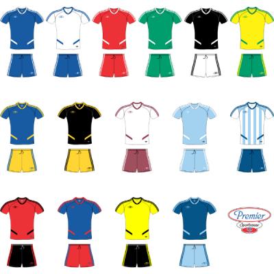 Premier Atletico Soccer Set