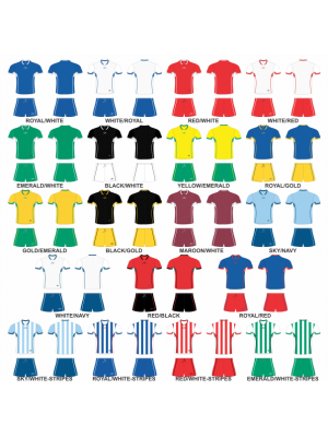 Premier Deportivo Soccer Set