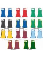 Premier Embossed Netball Dresses