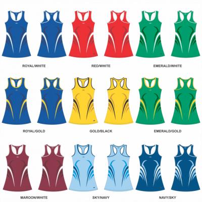 Premier Sublimated Netball Dresses