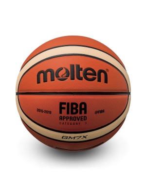 Molten BGM Synthetic Leather FIBA Approved Basketball