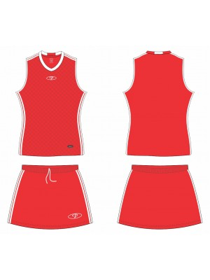Premier Valencia Netball Top and Skirt Set