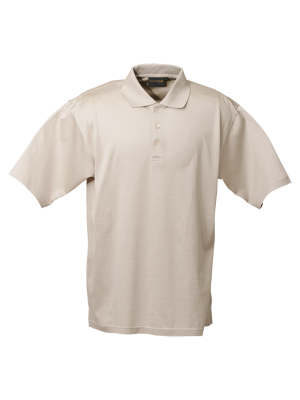 Classic Double Mercerised Golf Shirt