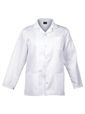 Long Sleeve Laboratory Coat